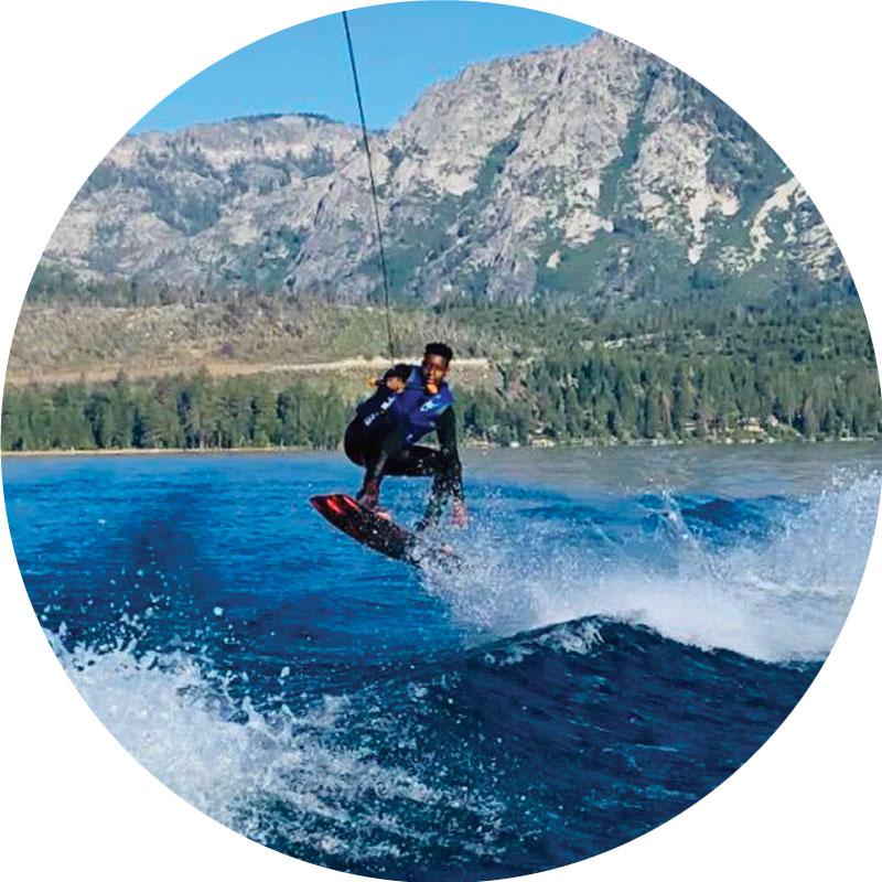 lake tahoe wakeboard school